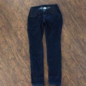 Denim - Old navy maternity jeans